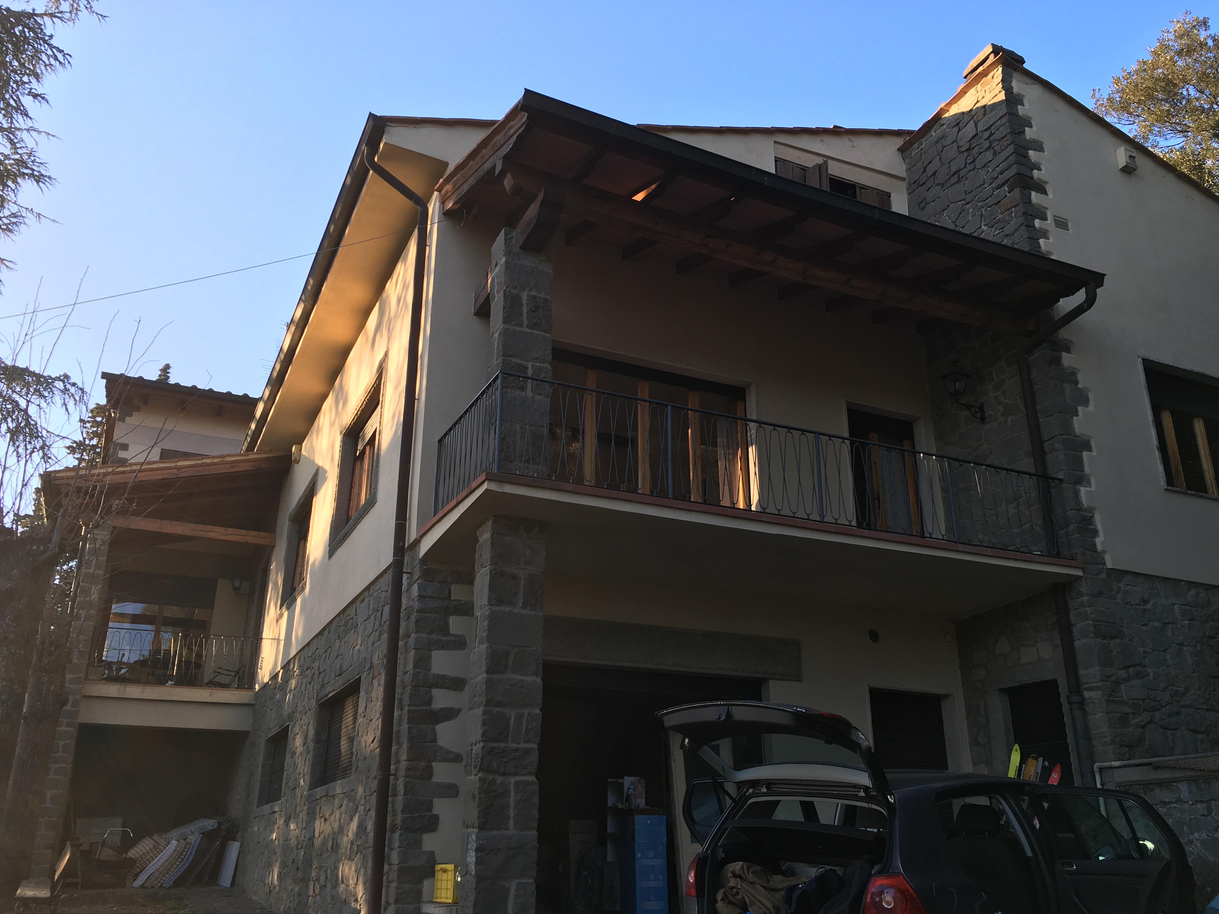 IMPRUNETA porzione di villa panoramica