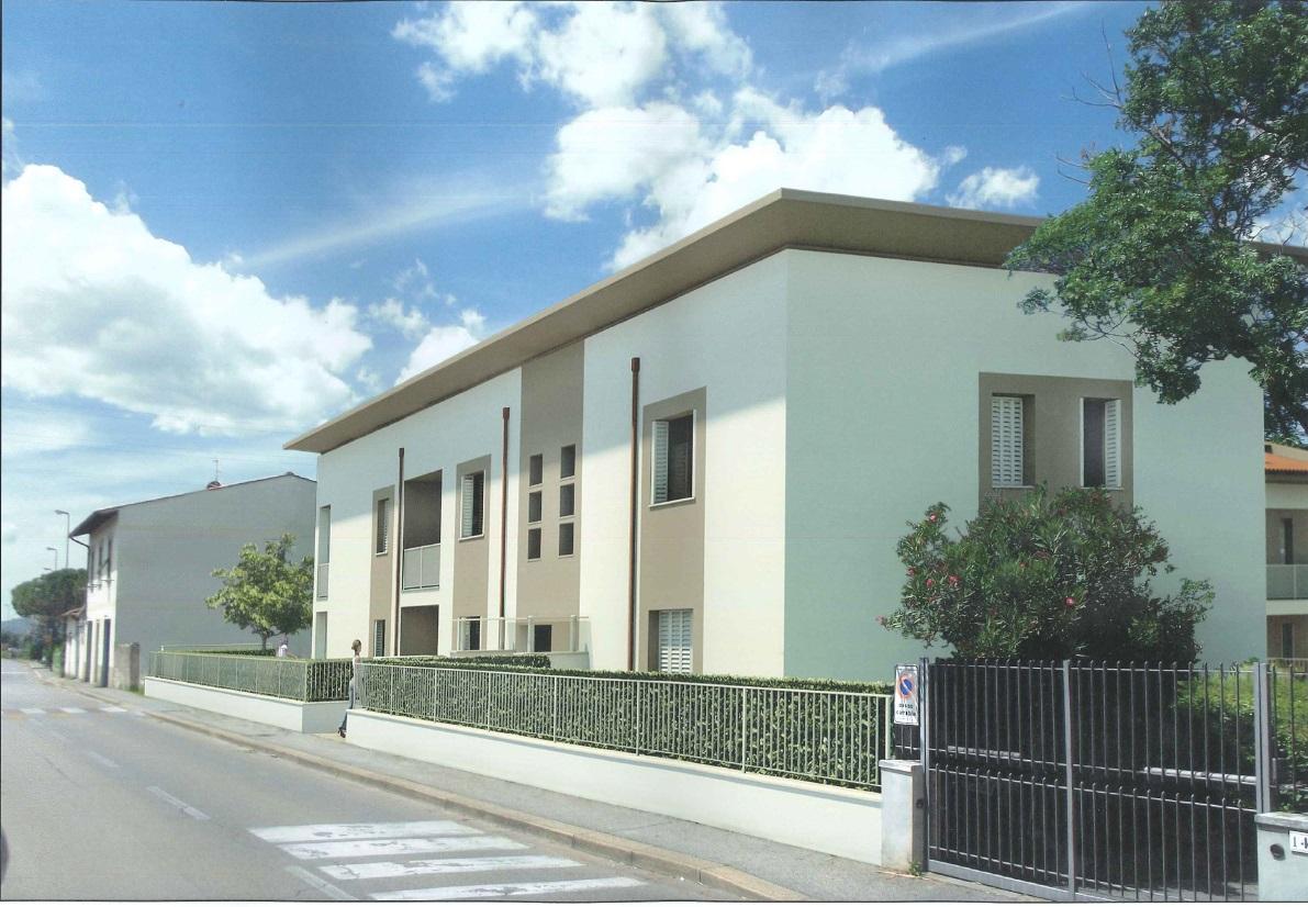 SESTO F.NO Villa San Lorenzo – 2,5 vani con giardino p.auto e garage