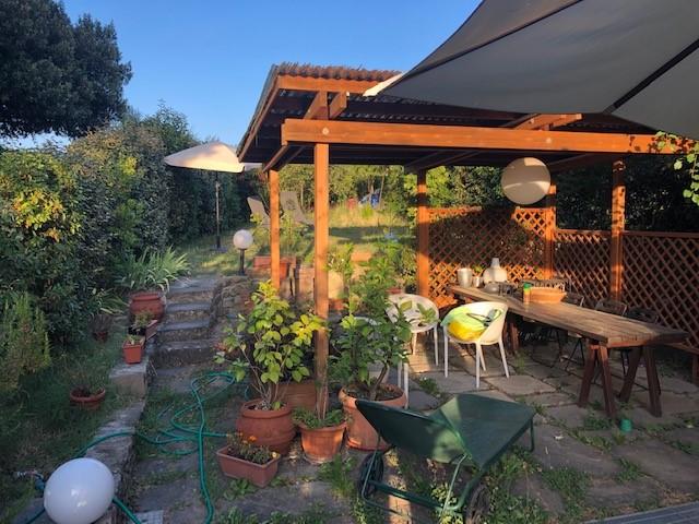 via Bolognese collinare appartamento in villa