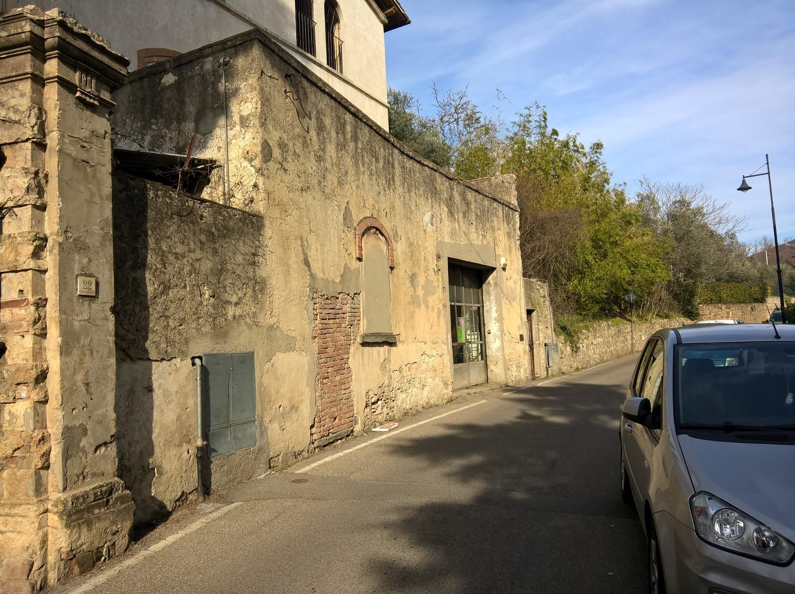 CALENZANO via del Castello
