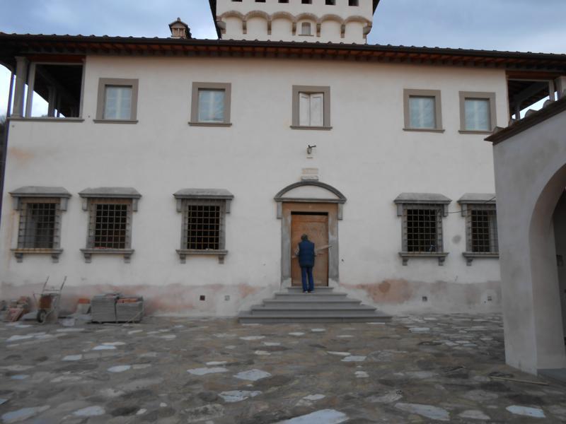 VILLA STORICA INDIPENDENTE colline di Calenzano